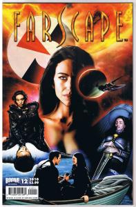 FARSCAPE #12, NM, Sci-Fi, Crichton, Aeryn Sun, Sci-Fi, 2009, more in store