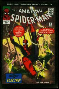 SPIDERMAN COLLECTIBLE SERIES V.20 AMAZING SPIDER-MAN #9 FN