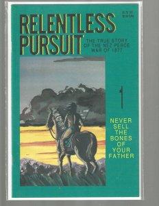 Relentless Pursuit, #1, Mid Grade