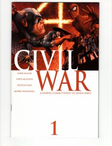Civil War #1 (NM) ID#MBX1