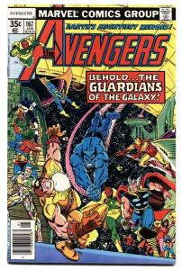 AVENGERS #167-Guardians of the Galaxy-MCU-Key movie comic book NM-