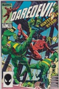 Daredevil #207 (1984)