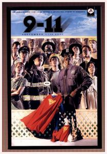 9-11 V 2 STORIES TO REMEMBER Stan Lee, Neal Adams++++
