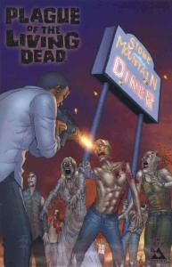 Plague of the Living Dead #1 VF; Avatar | save on shipping - details inside