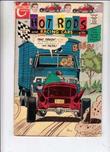 Hot Rods and Racing Cars #89 (Feb-68) VG+ Affordable-Grade Clint Curtis and t...