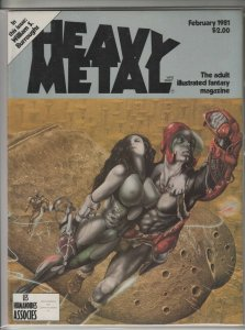 HEAVY METAL #47 VF/NM A01093
