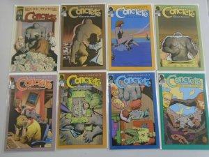 Concrete comic lot 23 different issues 8.0 VF (Dark Horse)