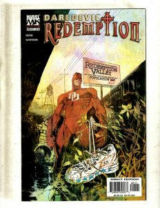 12 Comics Daredevil Redemption 1 2 3 4 5 6 X-Men Deadly Genesis 1 2 3 4 5 6 HY5