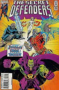 Secret Defenders #23 VF/NM; Marvel | save on shipping - details inside