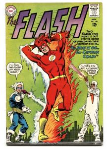 THE FLASH  #140-1963-DC-FIRST HEAT WAVE comic book silver-age VF-