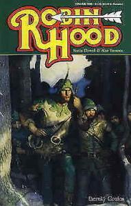 Robin Hood (Eternity) #1 VF; Eternity | save on shipping - details inside