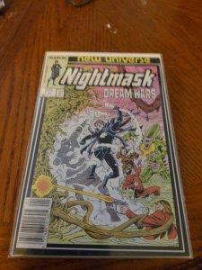 Nightmask #3 (1987)