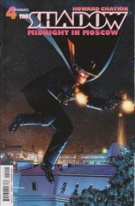 Shadow, The: Midnight In Moscow #4 VF/NM; Dynamite | save on shipping - details