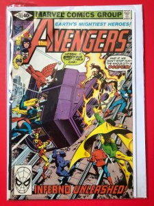 THE AVENGERS V1 # 193  1980'S   MARVEL /  MID-CONDITION