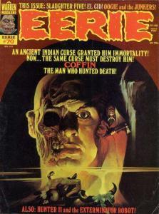 Eerie (1965 series) #70, VF (Stock photo)