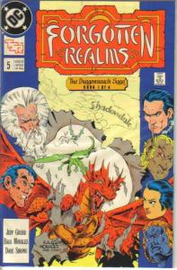 Forgotten Realms (DC) #5 VF; DC | save on shipping - details inside