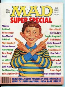 MAD Magazine-Fall-#56-1986-Mingo-Coker-Drucker-VF