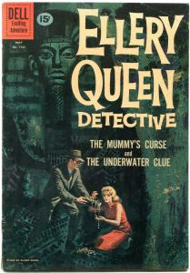 Four Color Comics #1165 1960- Ellecry Queen Detective Fn