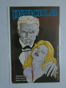 Dracula The Lady In The Tomb #1 - 6.0 FN - 1991