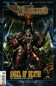 Warhammer Monthly #64 VF/NM; Games Workshop | save on shipping - details inside