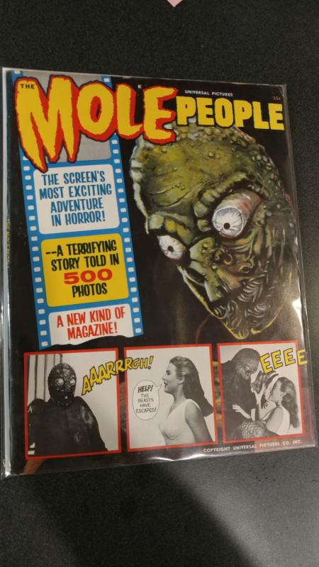 The Mole People - Original Warren Magazine