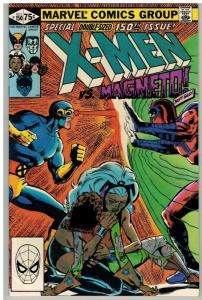 X MEN 150 F-VF Oct. 1981
