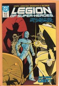 Legion of Super-Heros #47