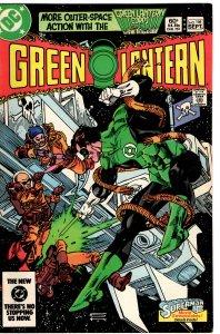 Green Lantern #168 (1960 v2) Gil Kane 1st Lysandra NM