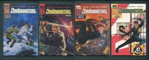 Shadowmasters #1  #2  #3  #4 (SET)  9.6 NM+ - 9.8 NM-MT  1989