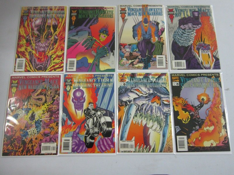 Marvel Comics Presents Lot- From #143-170 (1992) 27 different books VF 8.0