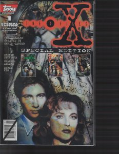X-Files #1 (Topps, 1998) NM