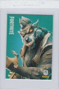 Fortnite Dire 262 Legendary Outfit Panini 2019 trading card series 1