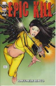 Epic Kill #7 VF/NM; Image | save on shipping - details inside