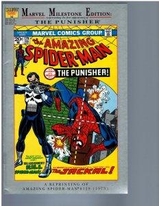 Marvel Milestone Amazing Spider-Man #129 (1974) VF+