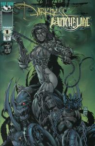 Darkness/Witchblade Special #1 VF/NM; Image | save on shipping - details inside