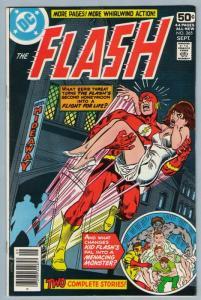 Flash 265 Sep 1978 NM- (9.2)