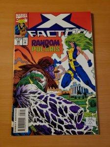 X-Factor #95 Direct Market Edition ~ NEAR MINT NM ~ (1993, Marvel Comics)