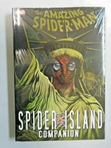 Amazing Spider-Man Spider-Island Companion #1 Hardcover new in cellophane (2012)