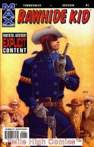RAWHIDE KID (2003 Series)  (MARVEL MAX) #1 Very Good Comics Book