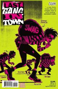 Last Gang In Town #2 VF/NM; DC/Vertigo | save on shipping - details inside