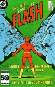 Flash, The (1st Series) #347 VF/NM; DC   save on shipping - details inside