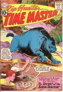 RIP HUNTER TIME MASTER 5 GOOD LAST 10 CENT ISSUE COMICS BOOK