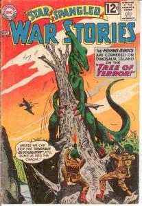 STAR SPANGLED WAR 104 GOOD   September 1962 COMICS BOOK