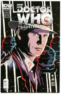 DOCTOR WHO Prisoners of Time #5, NM, 2013, IDW, Tardis, more DW in store