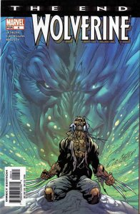 Wolverine: The End #4 VF/NM; Marvel | save on shipping - details inside