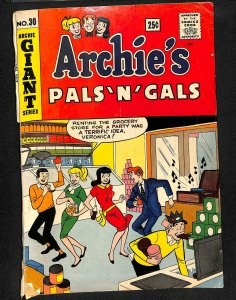 Archie's Girls Betty and Veronica #138