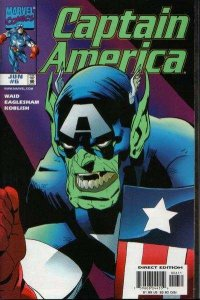 Captain America (1998 series) #6, NM + (Stock photo)