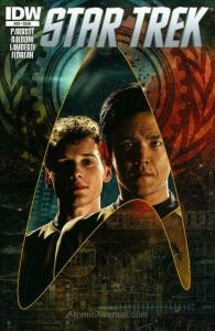 Star Trek (5th Series) #20 VF/NM; IDW | save on shipping - details inside