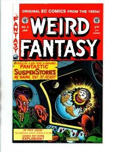 Weird Fantasy #2 - EC Comics - 1950s reprint - 1992 - NM