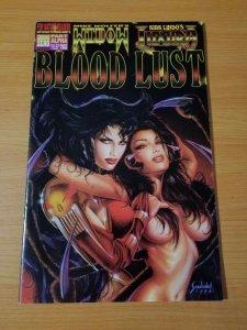 Luxura & Widow Blood Lust Alpha #1 ~ VF - NEAR MINT NM ~ (1996, Brainstorm)